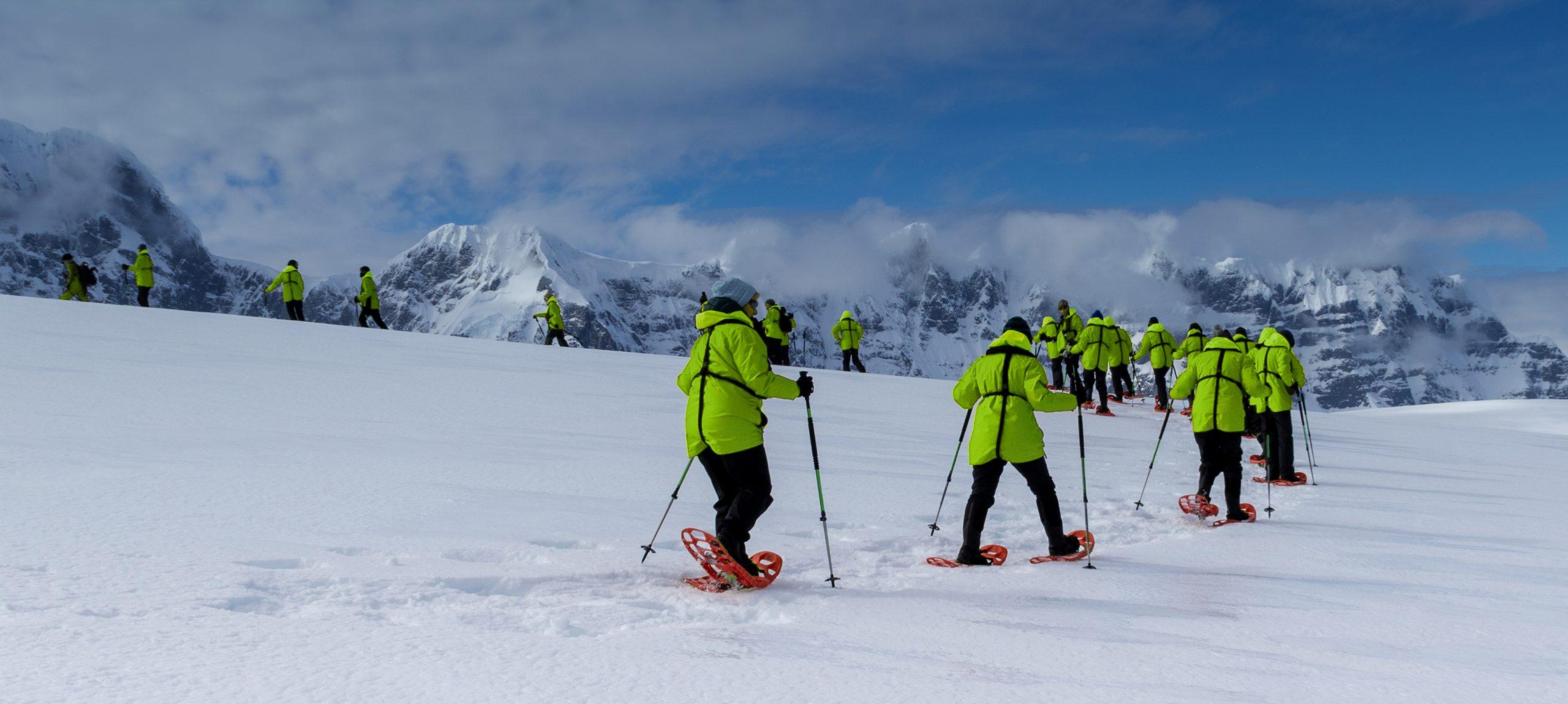 Antarctic Hike